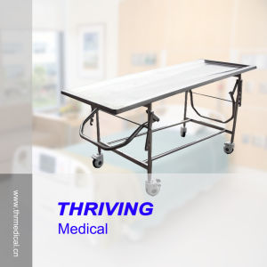 Stainless Steel Adjustable Embalming Table (THR-106) pictures & photos