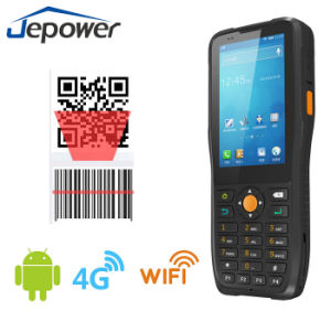 Ht380k Cheap Price 4G 3G WiFi Bluetooth 1d 2D Barcode Scanner PDA pictures & photos