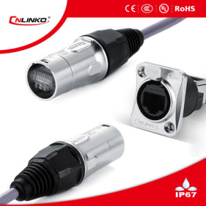 Cat 5 RJ45 Connector for LED Screen and Computer with 8p8c pictures & photos