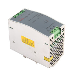 Dr-120-24 120W 24VDC 5A DIN Rail Switched Mode Power Supply pictures & photos