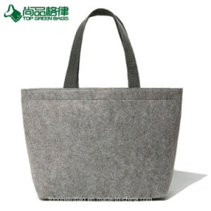 Custom Eco Friendly Strong Tote Felt Reusable Grocery Bags pictures & photos
