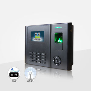 GPRS/WiFi/Web Biometric Reader Fingerprint Time Attendance System pictures & photos