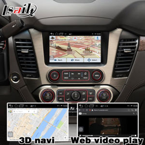 Android 4.4 GPS Navigation Box for Gmc Yukon Sierra Canyon Terrain Intellink System Video Interface pictures & photos