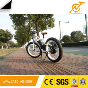 48V 1000W 26′′ Fat Tire Rear Motor Electric Bike pictures & photos