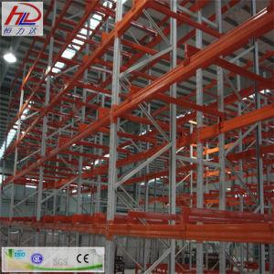 Heavy Duty Box Beam Warehouse Storage Rack pictures & photos