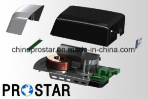 433.92MHz Universal Remote Control Garage Door Opener with Two Pieces Sectional Rail pictures & photos