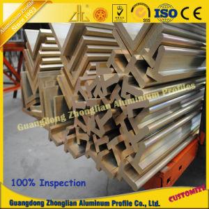 Angle Aluminium Profile Wall Corner Profile for Building Interior Decorative pictures & photos