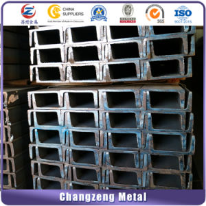 Ss304 Hot Rolled Stainless Steel Channel (CZ-C97) pictures & photos