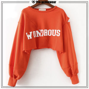 New Style Fashion Top Quality Sweatshirt Unisex Sports Hoodies pictures & photos