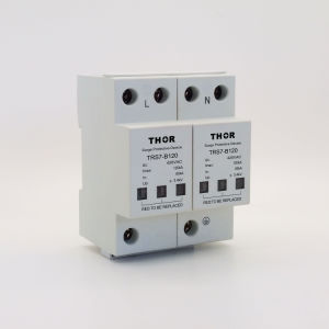 Surge Protector 60ka Surge Arrester for CE pictures & photos