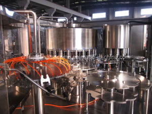 High Quality Vitamin Water Filling Line Manufacturing for Bottle pictures & photos