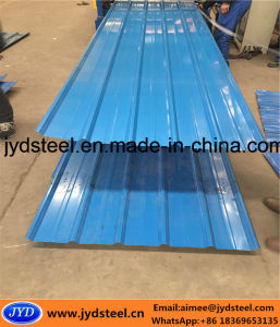 Corrugated PPGI for Steel Roofing Sheet for Somalia Market pictures & photos