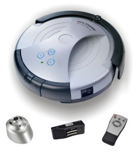 Robot Vacuum/Self-Recharging/Cyclone Vacuum Cleaner (A2)