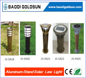 Solar Powered Tiki-Torch Style Path Light pictures & photos