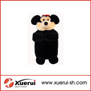 Animal Shape Plush Hot Water Bottle Cover pictures & photos