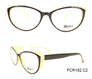 Fashion Lady Cat Eye Trendy Reader Frame pictures & photos