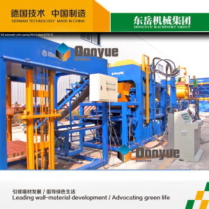 Brick Manufacturing Machine Qt10-15 (DONGYUE BRAND) pictures & photos