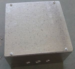 Stainless Steel Enclosure Distribution Box pictures & photos