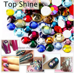 Ss5 China Non Hot Fix Flat Back Nail Art Crystal Rhinestone (FB-ss5/3A grade) pictures & photos