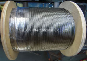 Non-Rotating Wire Rope for Crane 18X7, 19X7, 35X7 pictures & photos