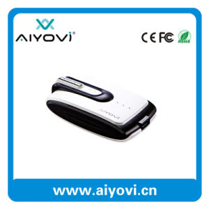 5200mAh High Quality Special Designed Portable Power Bank Built-in Headset pictures & photos