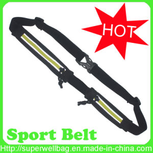 Fashion Running Bag Sport Belt Waist Bag with Good Quality