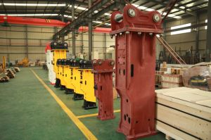 Box Silenced Type Hydraulic Breaker Hammer pictures & photos