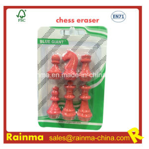 Chess Shape Eraser for Kids pictures & photos