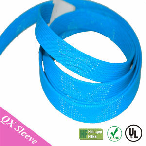 Halogen Free Pet Expandable Braided Wire Mesh Sleeving pictures & photos