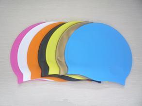 Lowest Price Silicone Swimming Hat with Low MOQ pictures & photos