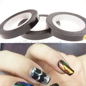 Manicure Nail Beauty Art Curve Striping Tape Decoration Products (D35)