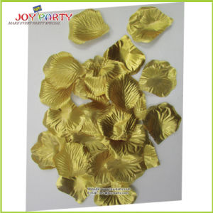 Gold Artificial Rose Petal for Party pictures & photos