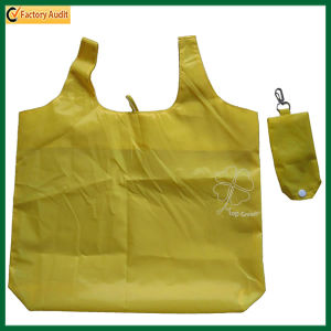 Promotional Recycle Polyester Foldable Shopping Bags (TP-FB137) pictures & photos