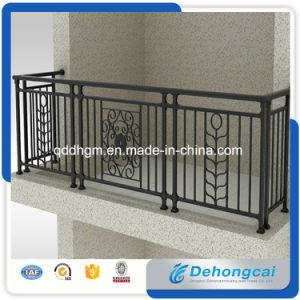 Artistic Iron Balcony Railing/Wrought Iron Railing pictures & photos
