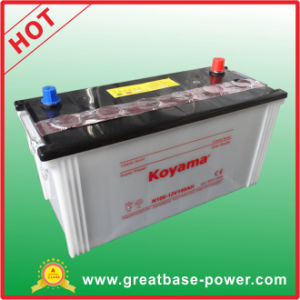 100ah 12V /24V Dry Charge Automotive Big Truck Battery Car Battery pictures & photos