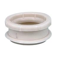 ID. 45 X Od. 50mm White PVC Drain Seal Ring (MS-1113)