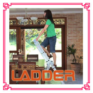 Aluminum Extension Multi-Purpose Ladder /Combination Loft Ladder pictures & photos