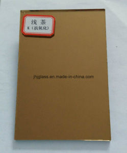 3mm - 6mm Aluminum Mirror, Silver Mirror, Copper Free Mirror, Colored Mirror Glass, Vinyl Backed Safety Mirror pictures & photos