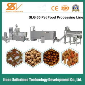 Automatic Extruded Dog Food Line pictures & photos