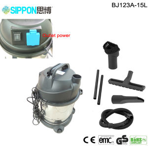 Wet and Dry Vacuum Cleaner/External Power