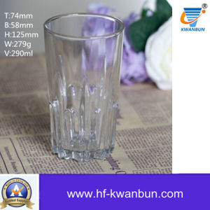 Clear Glass Cup for Drinking or Wine or Beer Kb-Jh06060 pictures & photos