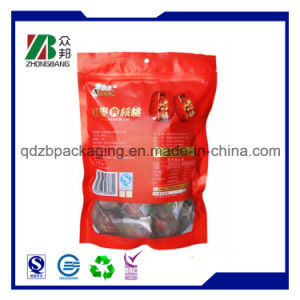 Eco-Friendly Resealable Plastic Bag with Zipper pictures & photos