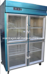 Commercial Vertical Freezer Showcase Refrigerator (-20C) (1000L) pictures & photos