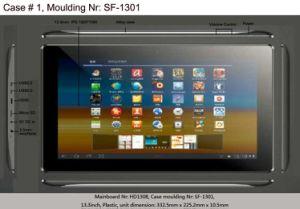13.3inch Super Large Size Tablet PC Aluminium Case pictures & photos