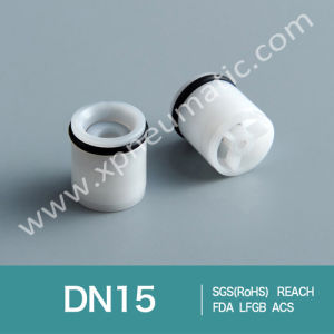 Plastic Non Return Cartridge Check Valve Manufacturer Dn15 pictures & photos
