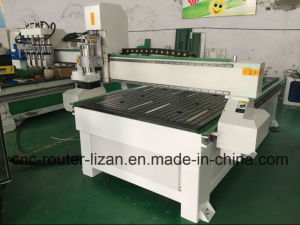 China 3D Carver 1325 CNC Woodworking Machine pictures & photos