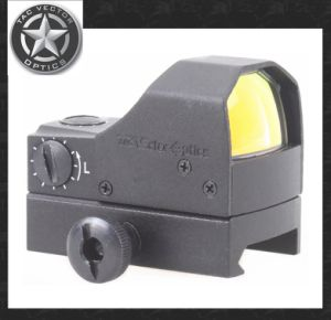 Vector Optics Fury 1X Mini Reflex Red DOT Sight Scope pictures & photos