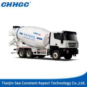 Hy Concrete Mixer Truck 9 pictures & photos