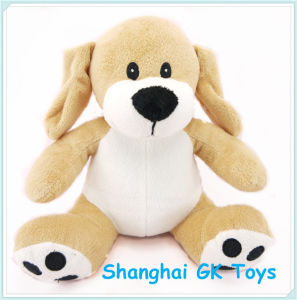 Logo Customized Stuffed Toys Plush Dog Kids Toy pictures & photos