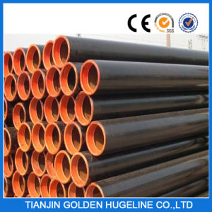 ASTM A106b Carbon Seamless Steel Tube pictures & photos